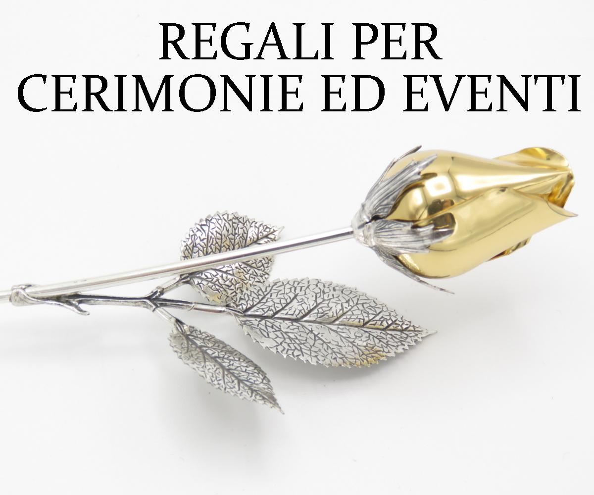 Regali per cerimonie ed eventi